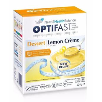 OPTIFAST Dessert Lemon 8x53g