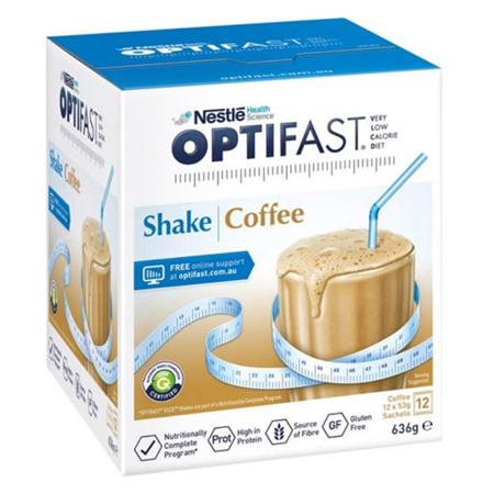 OPTIFAST Shake Coffee 12x53g