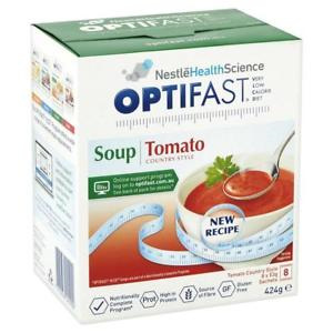 OPTIFAST Soup Tomato 8x53g