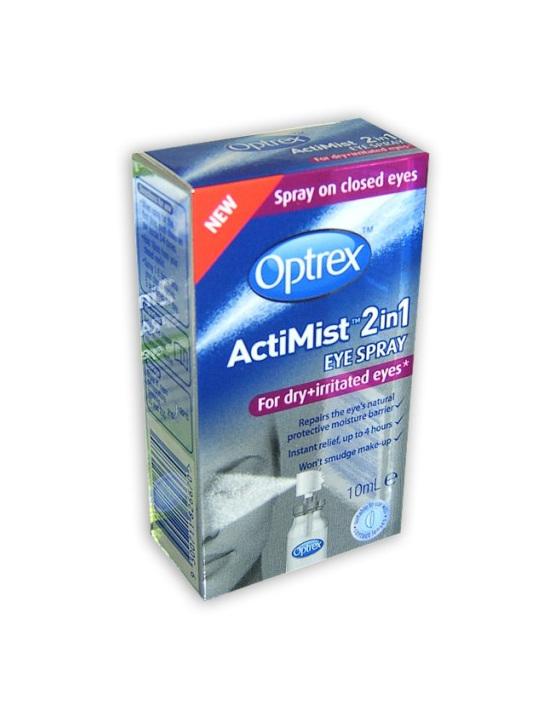 Optrex Actimist Dry 10ml