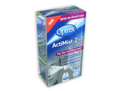 Optrex Actimist Dry &Irritated Eyes 10ml