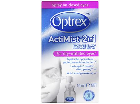 Optrex ActiMist Eye Spray 10mL