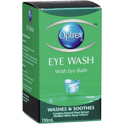 Optrex Eye Wash - 110ml