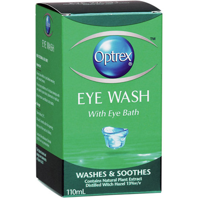Optrex Eye Wash - 110ml