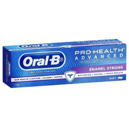 ORAL B Pro Health Adv. Str. TP 110g