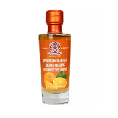 Orange Balsamic Dressing