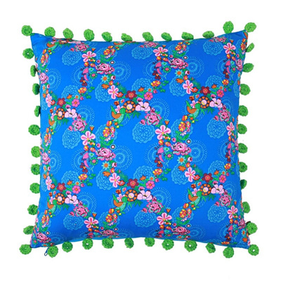 Oriental Blossom Cushion