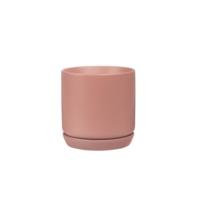 Oslo Planter Dusty Rose - Small