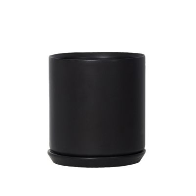 Oslo Planter Xtra Large - Black