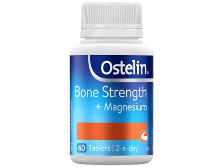 Ostelin Bone Strength + Magnesium