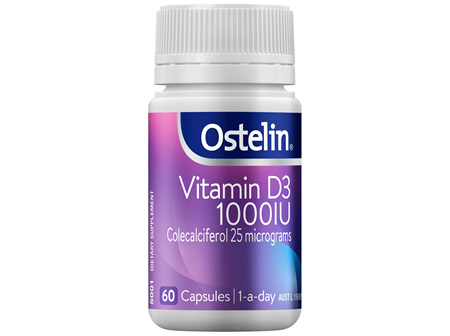 Ostelin Vitamin D3 1000IU