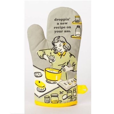 Oven Mitt - Droppin' A Recipe On You