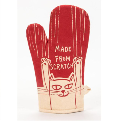 Oven Mitt - Made From Scratch