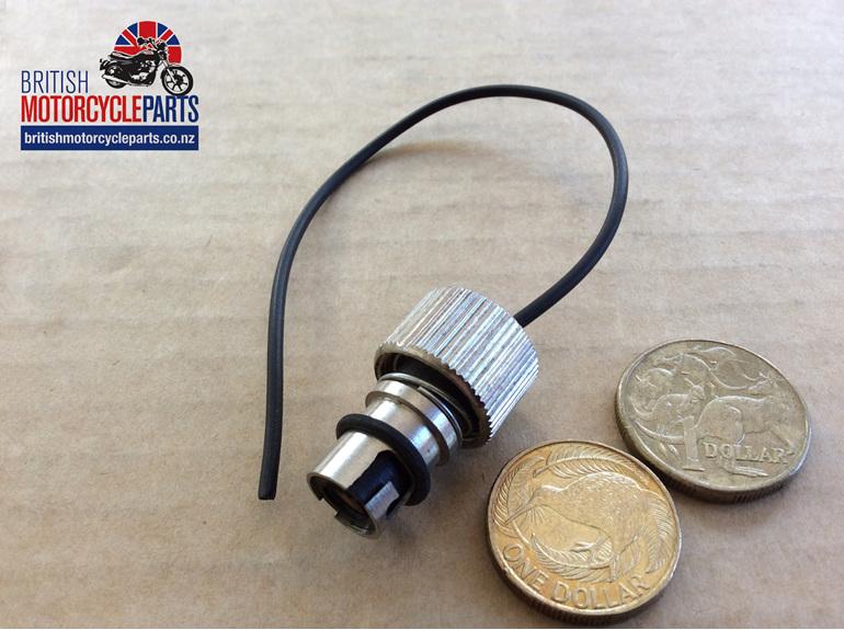 P53279/1 Bulb Holder Speedo/Tacho - British Motorcycle Parts Ltd - Auckland NZ