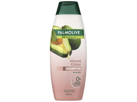 Palmolive Naturals Hair Shampoo Vibrant Colour Avocado 350mL