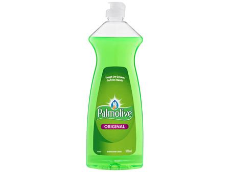 Palmolive Regular Dishwashing Liquid Original Tough on Grease 500mL