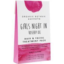 Organik Botanik Girls Night In Rosehip Oil Pamper Pack