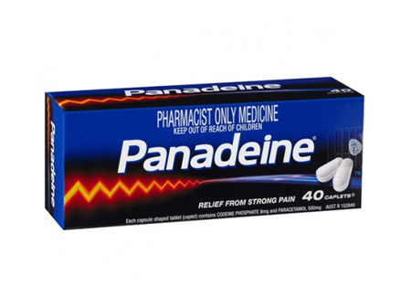 Panadeine Analgesic Tablets 40