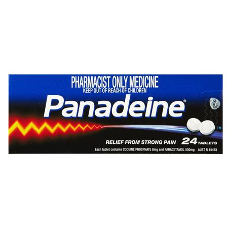 PANADEINE EXTRA 24'S
