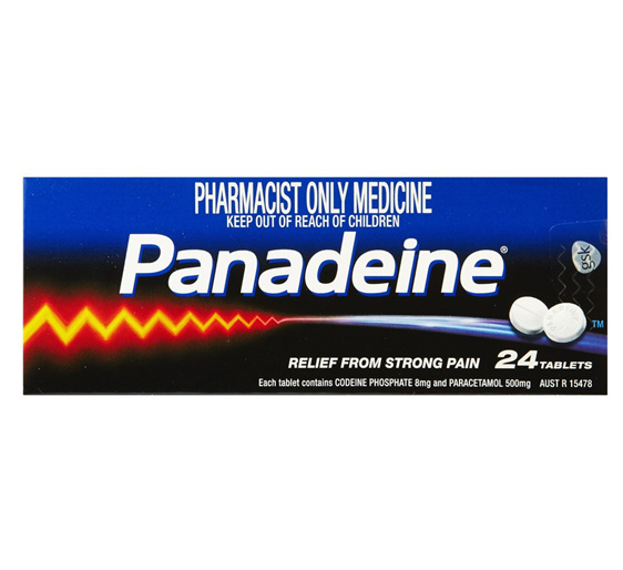 Panadeine Extra Analgesic Caplet 24