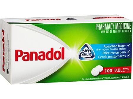 Panadol Optizorb Tablet 100s