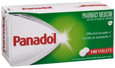 Panadol Tablet 100s