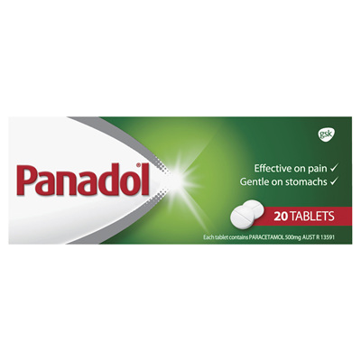 Panadol Tablet 20s
