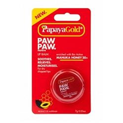 PAPAYA GOLD Paw Paw Lip Balm 7g