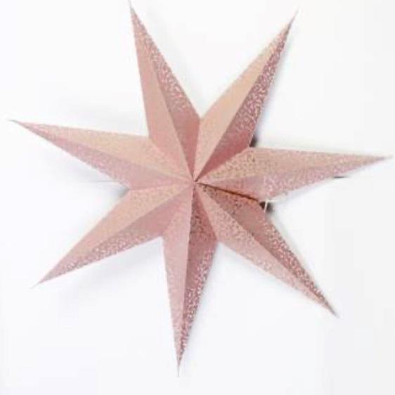 Paper Star Blush
