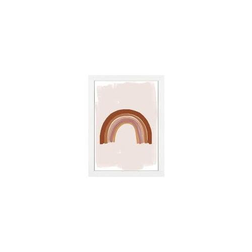 Papier HQ Boho Rainbow Pink A2