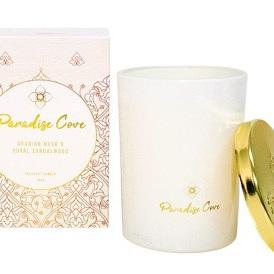 Paradise Cove Arabian Musk Candle L