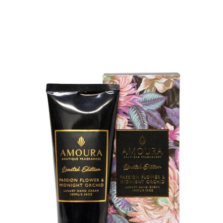 Paradise Cove Passionflower & Midnight Orchid Hand Cream 100ml