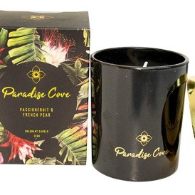 Paradise Cove Passionfruit & French Pear Candle S