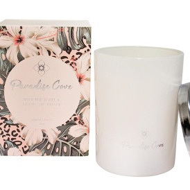 Paradise Cove Wild Blueberry & Lily of the Valley Candle L