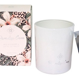 Paradise Cove Wild Blueberry & Lily of the Valley Candle Small