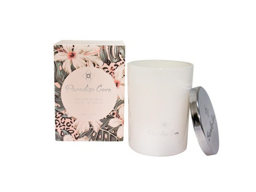 Paradise Cove Wild Blueberry & Lily of the Valley Candle Large