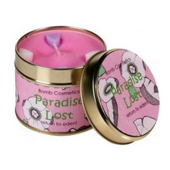 Paradise Lost Tinned Candle