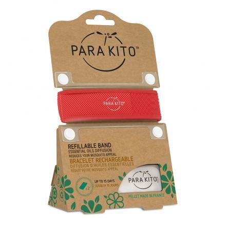 Para'Kito Band Red +2pellet