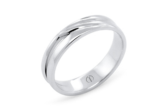 PATAI DELICATE MENS WEDDING RING