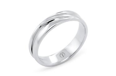 PATAI DELICATE MENS WEDDING RING