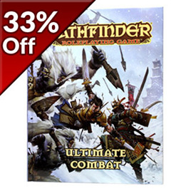 Pathfinder RPG: Ultimate Combat