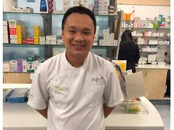Patrick Chai (Co-owner, Pharmacist)