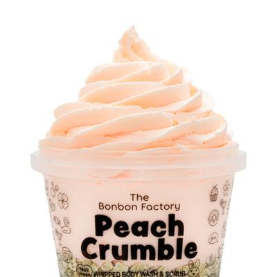 Peach Crumble Body Wash