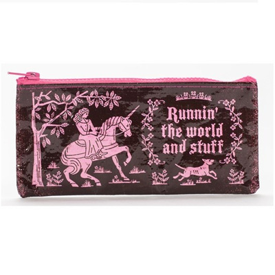 Pencil Case - Running The World And Stuff