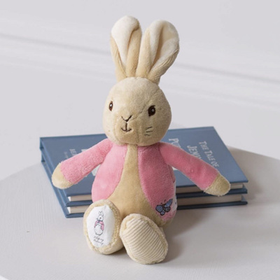 Peter Rabbit - My first Flopsy Bunny Bean Rattle