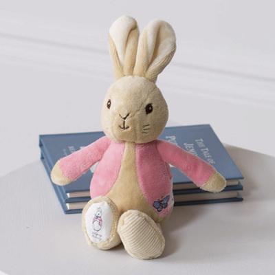 Peter Rabbit - My first Flopsy Bunny Bean Rattle