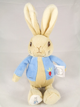 Peter Rabbit - My First Peter Rabbit Bean Rattle
