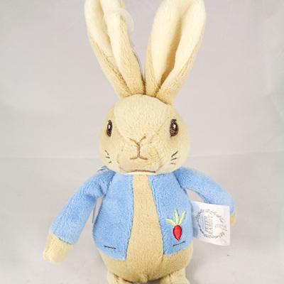 Peter Rabbit - My First Peter Rabbit Bean Rattle