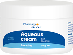 Pharmacy Choice -  Aqueous Cream Jar 500g