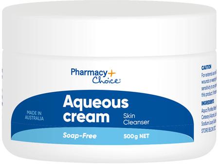 Pharmacy Choice -  Aqueous Cream Jar 500g